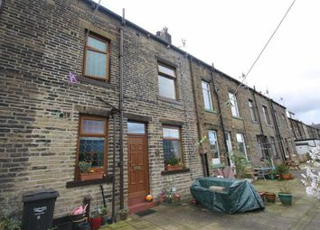 Thumbnail 2 bed terraced house for sale in Back Commercial Street, Todmorden