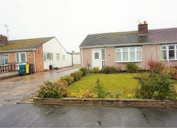 Thumbnail 2 bed semi-detached bungalow for sale in Llys Madoc, Abergele
