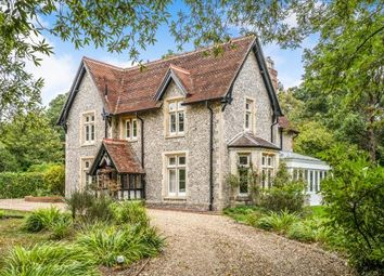 Thumbnail 4 bed detached house for sale in Colbury, Southampton, Hants