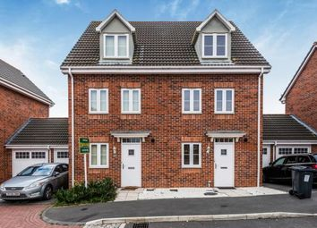 Thumbnail 3 bed semi-detached house for sale in New Imperial Crescent, Birmingham, West Midlands, England