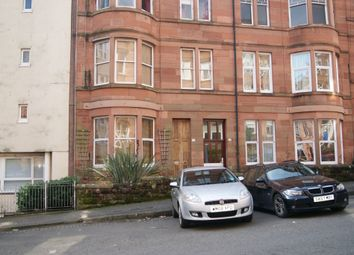 Thumbnail 2 bed flat to rent in Trefoil Avenue, Shawlands