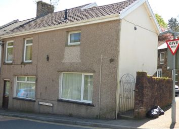 Thumbnail 2 bed flat to rent in Gwalia Buildings, Commercial Street, Ogmore Vale, Bridgend.