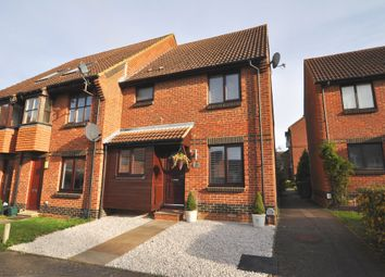 Thumbnail 1 bed end terrace house for sale in Dairymans Walk, Burpham, Guildford