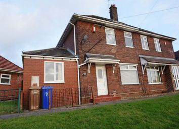 Thumbnail 3 bed semi-detached house for sale in Irene Avenue, Tunstall, Stoke-On-Trent, Staffordshire