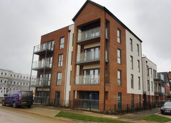 Thumbnail 1 bed flat to rent in Gambit Avenue, Oakgrove, Milton Keynes