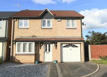 Thumbnail 4 bed detached house for sale in Trafford Gardens, Aspley, Nottingham