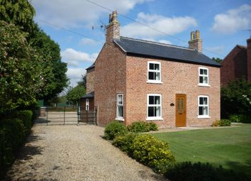 Thumbnail 4 bed detached house for sale in South End, Seaton Ross, East Yorkshire