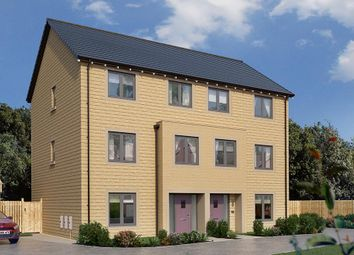 "Thumbnail 4 bed semi-detached house for sale in ""The Stonebury"" at Wharfedale Avenue, Menston, Ilkley"