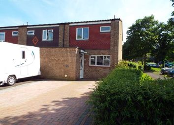 Thumbnail 3 bed end terrace house for sale in Purbrook, Waterlooville, Hampshire