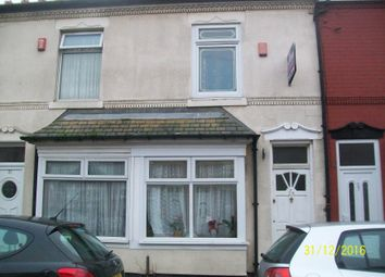 Thumbnail 3 bed terraced house for sale in Village Road, Aston