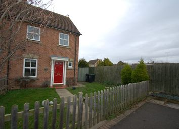 Thumbnail 3 bed end terrace house to rent in Dexter Way, Warmington