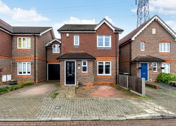 4 bed link-detached house for sale in Thistlefield Close, Bexley DA5