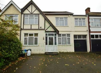 Thumbnail 4 bed terraced house to rent in Coniston Gardens, Ilford, Essex