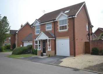 Thumbnail 4 bed detached house to rent in Itchen Court, Didcot, Oxfordshire