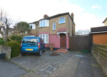 Thumbnail 3 bed semi-detached house for sale in Bell Close, Pinner