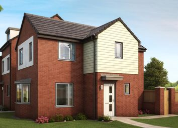 """Thumbnail 3 bedroom detached house for sale in """"The Canterbury"""" at Haughton Road, Darlington"""