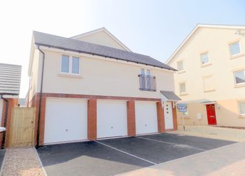 Thumbnail 2 bed flat to rent in Farm Park, Cranbrook, Exeter