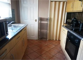 Thumbnail 2 bed terraced house for sale in Corporation Street, Mansfield