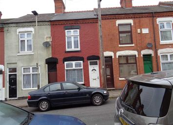 Thumbnail 4 bedroom terraced house for sale in Frederick Road, Leicester