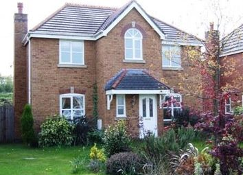 Thumbnail 4 bed detached house to rent in North Union View, Lostock Hall, Preston
