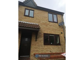 Thumbnail 2 bed semi-detached house to rent in Linnet, Orton Wistow, Peterborough