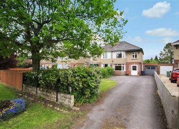 Thumbnail 3 bed semi-detached house for sale in Marlborough Road, Royal Wootton Bassett, Swindon