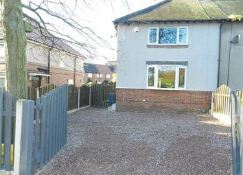 Thumbnail 2 bedroom semi-detached house for sale in Crowder Road, Longley, Sheffield, South Yorkshire