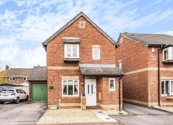 Thumbnail 3 bed detached house for sale in Wyvern Close, Cannings Hill, Devizes