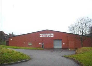 Thumbnail Light industrial for sale in Heanor Road, Heanor, Derbyshire