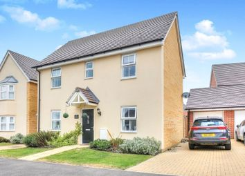 Thumbnail 3 bed link-detached house for sale in Allan Bedford Crescent, Norwich