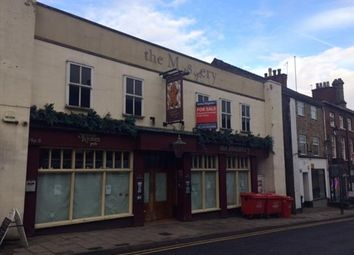 Thumbnail Pub/bar for sale in The Maskery, 6 Swan Bank, Congleton