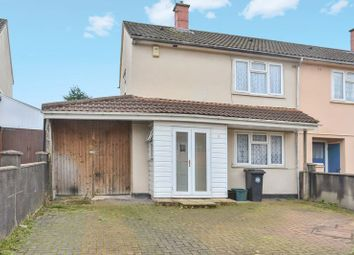 Thumbnail 2 bed terraced house to rent in Maynard Close, Hartcliffe, Bristol