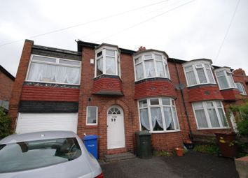 Thumbnail 4 bed semi-detached house for sale in Purley Gardens, Kenton, Newcastle Upon Tyne