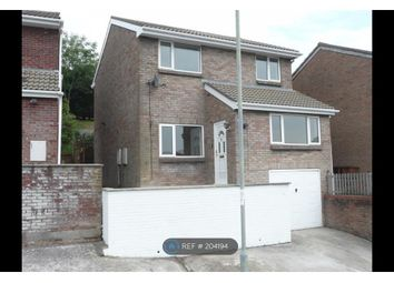 Thumbnail 3 bed detached house to rent in The Woodlands, Bridgend