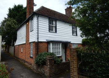 Thumbnail 2 bed cottage to rent in Godstone Green, Godstone