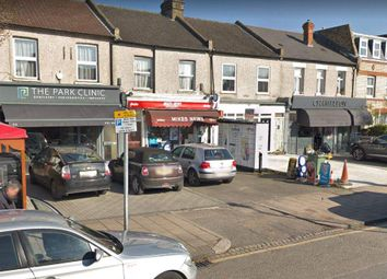 Thumbnail Retail premises for sale in Durham Road, London