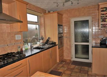 Thumbnail 3 bed semi-detached house for sale in Bryngerwn Avenue, Quakers Yard, Treharris