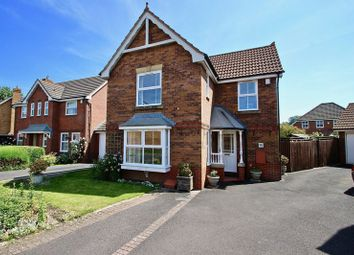 Thumbnail 3 bed detached house for sale in Stag Way, Glastonbury