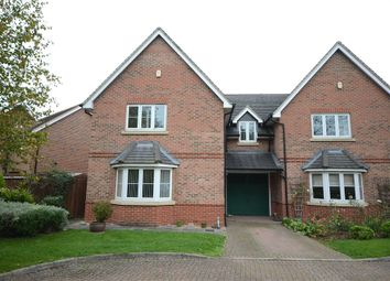 Thumbnail 4 bed semi-detached house for sale in Summer Court, Sindlesham, Wokingham