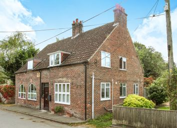 Thumbnail 3 bedroom semi-detached house for sale in High Street, Shipton Bellinger, Tidworth