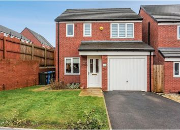 Thumbnail 3 bed detached house for sale in Kinross Avenue, Heywood