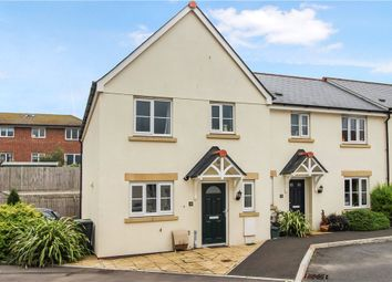 Thumbnail 3 bed end terrace house to rent in Tigers Way, Axminster, Devon