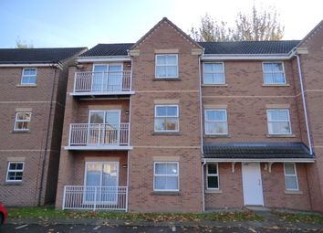 Thumbnail 2 bedroom flat to rent in Pipkin Court, Parkside, Coventry