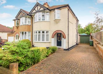 New Barn Lane, Whyteleafe CR3. 3 bed semi-detached house