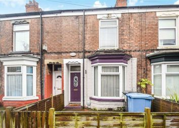 Thumbnail 2 bed terraced house for sale in Pitt Street, West Hull, Hull