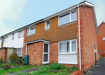 Thumbnail 2 bedroom end terrace house for sale in Lynn Close, Marston, Oxford