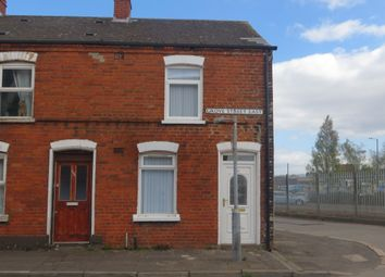 Thumbnail 2 bed terraced house to rent in Grove Street East, Belfast
