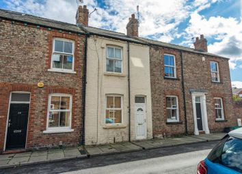 Thumbnail 2 bed terraced house for sale in Ashville Street, Huntington Road, York