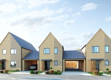 Thumbnail 2 bedroom link-detached house for sale in Stirling Road, Northstowe, Cambridge - Cambridgeshire