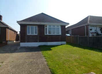 Thumbnail 2 bed bungalow to rent in Charmwen Crescent, West End, Southampton